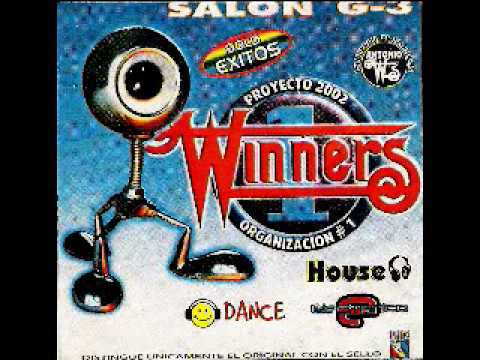 SONIDO WINNERS SALON G3  PARTE 1