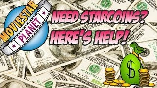 How To Make StarCoins On MovieStarPlanet Fast