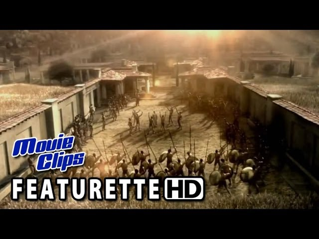300: Rise of an Empire Featurette - Heroes of 300 (2014) HD