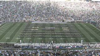 Dynamite By The Notre Dame Band