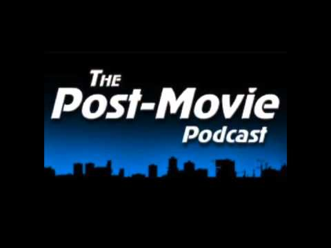 The Post-Movie Podcast #15: ALICE IN WONDERLAND at Boston's Trident Bookseller's Cafe