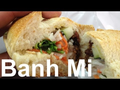 Best Banh Mi Sandwich Brooklyn New York - GardenFork.TV