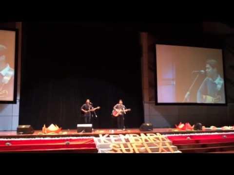 Aizat Amdan Live Acoustic Set at Kembara Sufi XI
