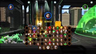Lego Batman 2 DC Super Heroes: Level 9 FREE PLAY 10 Of