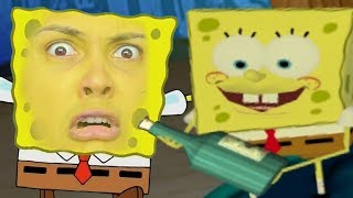 Spongebob Squarepants The Official Video Game ...