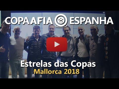 Programa Estrelas da Copa AFIA Mallorca 2018