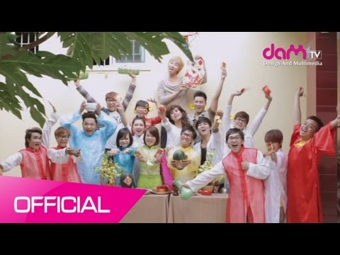 DAMtv - Ngày Tết Quê Em - OFFICIAL Parody MV