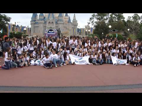 Todos en el Magic Kingdom! Febrero 2011!! Parte 5!!