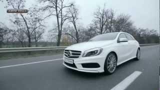 Mercedes-Benz A-class 2013_автотема