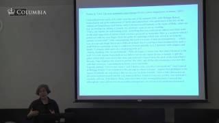 Columbia Book History Colloquium: Ann Blair