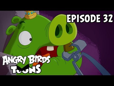 Angry Birds  32 - Královský zub