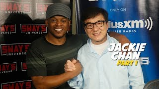 Jackie Chan talks Working With Bruce Lee, Rumors About His Death + Sings A Country Song