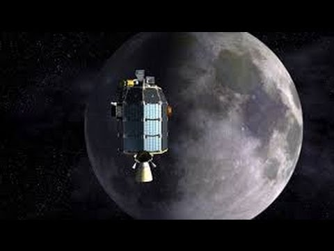 Moon-Orbiting Robot Crashes Down - NASA