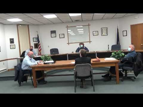 Rouses Point Village Board Meeting  2-1-21