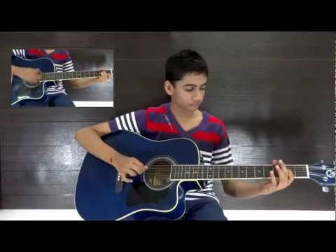 Bailamos Acoustic Guitar Cover