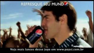 """Anuncio Pepsi Fútbol 2010 Con """"Oh Africa"""" De Akon"""