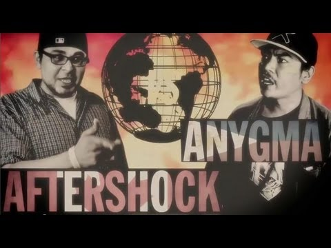 KOTD - WD2 - Aftershock vs Anygma (FlipTop)