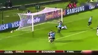 Uruguay Vs Argentina (3-2) Eliminatorias Mundial Brasil 2014