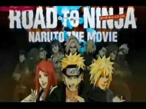 Naruto Shippuden pelicula 6 Camino Ninja