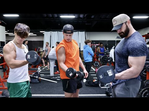 TEACHING BRYCE HALL & BLAKE GREY HOW TO GET A FILTHY PUMP