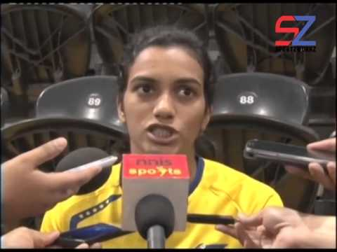 Everything is going on Well - P V Sindhu
