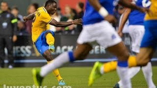 31/07/2013 - International Champions Cup, Juventus-Everton 1-1 (5-6 dcr), gol e rigori