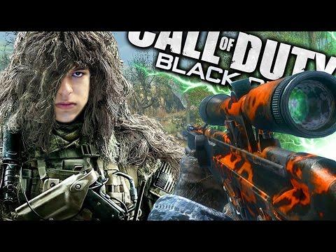 Alpha PRO Sniper!! XD Black Ops Live 2.0 - AlphaSniper97