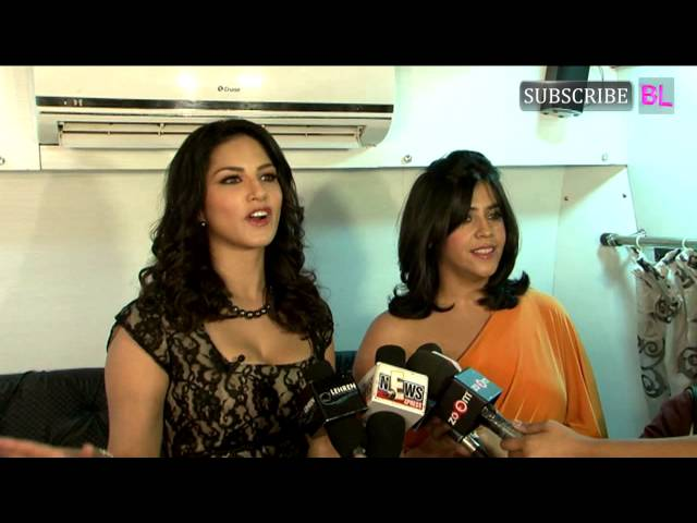 Sunny Leone all set for Ragini MMS 3