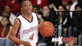 Old Spice Russell Westbrook