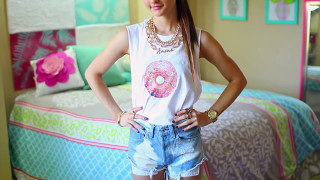 DIY T-Shirt Ideas Inspired By Tumblr Easy & Cute Tumblr