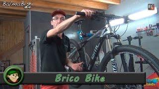 Usar correctamente los cambios de una bicicleta. 2/2