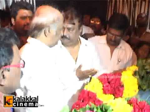 Vaali passed away condolence