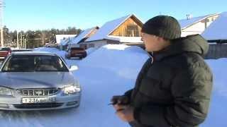 Тест Драйв Hyundai Accent 1.5 16v 102 л.с от Auto overhaul