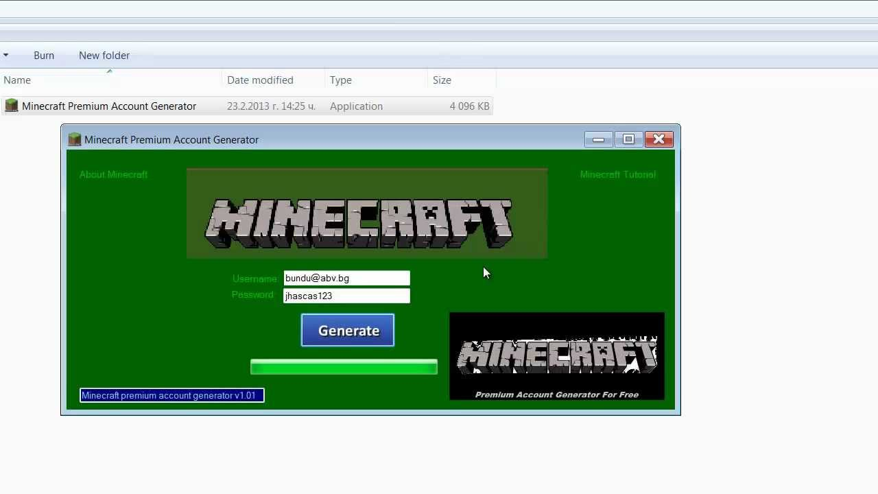 Mar 07,  · Now this made alot of internet surfers and minecraft fans upset and our community looked for some new easier ways to archive free minecraft premium accounts. There are two Minecraft versions the paid one and the free one. To play online with .