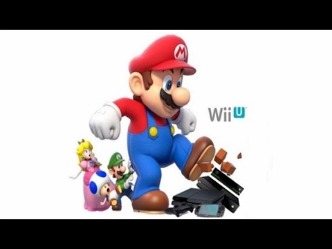 Wii U Surge Due To Disappointment Over PS4 and Xbox One?