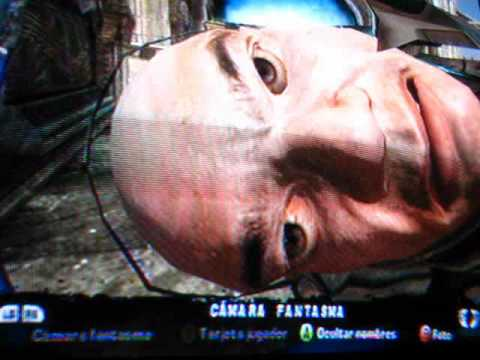 gears of war 2carmine face la cara de carmine youtube