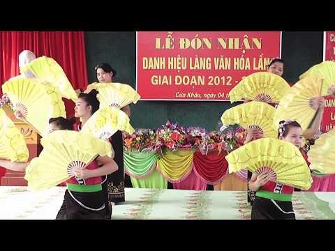Múa Nét Việt - hội PN thôn Cửa Khâu - xã Đông Xuân - huyện Quốc Oai - tp Hà nội