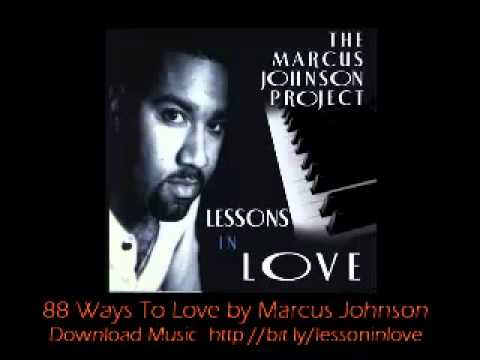 Smooth jazz instrumental romantic music 88 ways to love by marcus