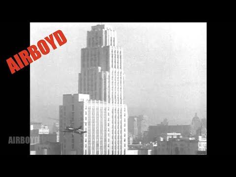 Autogiro Lands in San Francisco (1932)