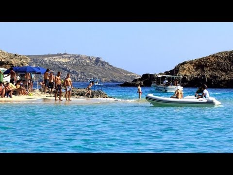 GOZO Y COMINO islas / Malta islands / Turismo travel tourism tour visit beaches playas summer