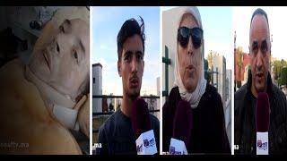 بالفيديو..النادل الذي تعرض لاعتداء خطير بوجدة يعيد ظاهرة التشرميل إلى العاصمة الشرقية للمملكة |