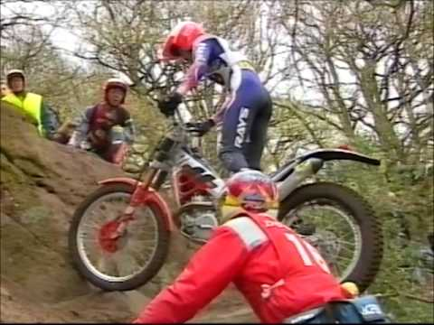 World Trials Championship: Round 2 - Hawkstone Park, April 1995