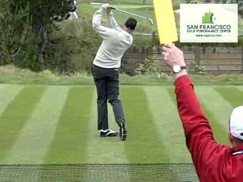 Stewart Cink DL Slow Motion Golf Swing 300 FPS