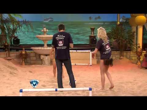 Showmatch 2012 - Marcelo Tinelli y la Sueca mantienen el invicto