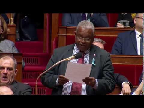 M. Mansour Kamardine - Sécurité à Mayotte
