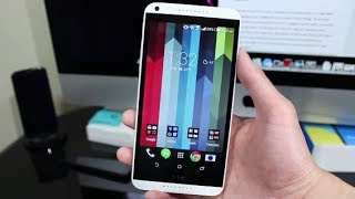 HTC Desire 816 Hands On Review
