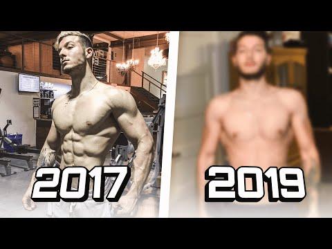 Ma transformation physique (vous allez être choqué !)