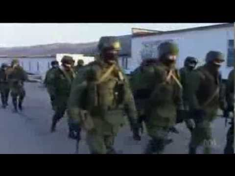 Ukraine crisis: Russian forces consolidate grip on Crimea