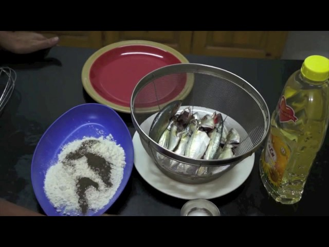 Pritong Isda easy fried fish how to cook great filipino pinoy recipes phillipines cooking