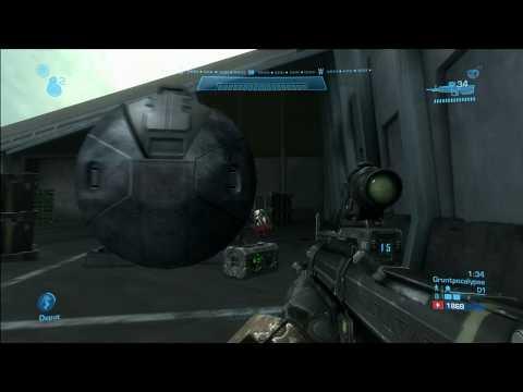Два новых геймплейных ролика Halo: Reach